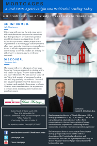 Keller Williams Seminar Invitation March 2015